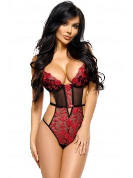 Evangelina Body - Noir et Rouge