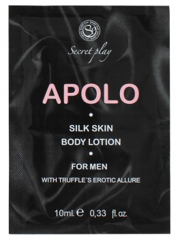 Lotion corporelle soie Apolo 10ml 3668