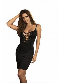 Black dress Mapale 4495