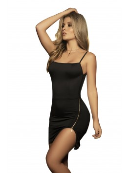Black dress Mapale 4526