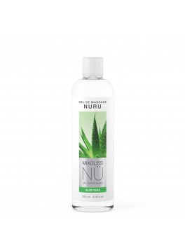 Mixgliss Massage gel - NU Aloe Vera 250 ml