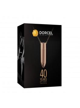 Vibrator Dorcel Discreet Pleasure - Gold