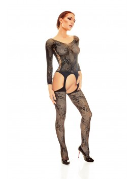 Onnix Bodystocking - Black