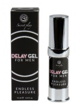 Retarding gel for man 15ml