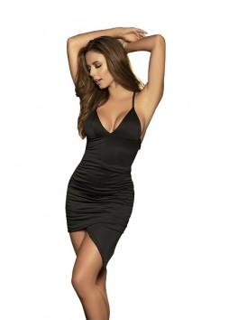 Black dress Mapale 4525