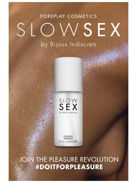 Sex massage slow Slow sensual