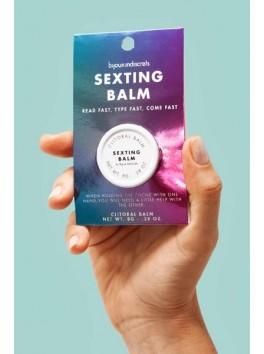 Baume orgasmique - Sexting Balm - 8g