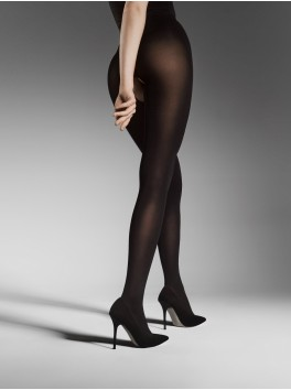 Ouvert Tights - 20 den Black