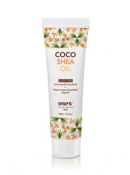 Body care Bio Coconut shea butter - 100 ml