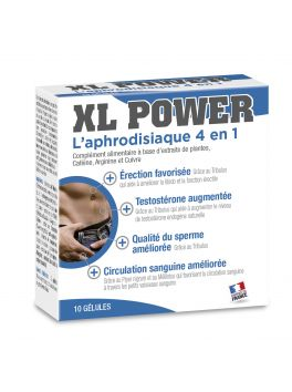 XL power 10 gélules