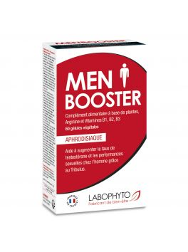 MenBooster erection gel Pods
