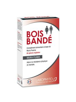 Bois bandé men& women 60 capsules