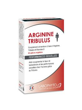 Arginine/Tribulus 60 capsules