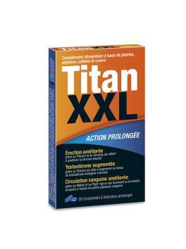 Titan XXL 20 capsules