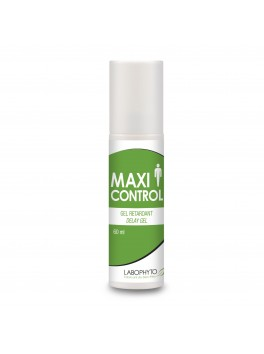 Labophyto Maxicontrol Gel retardant l'éjaculation en flacon de 60ml