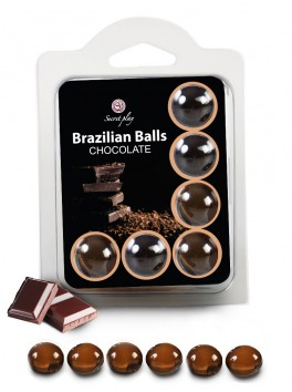 Brazilian Balls Chocolate flavor Provider