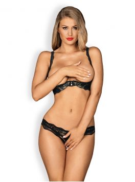 Luvae set 2 pcs cupless - black