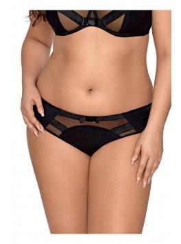 Culotte sexy noire V-8453 de la collection Axami Miami Vibe