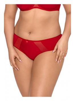 Culotte sexy rouge V-8433 de la marque de lingerie Axami