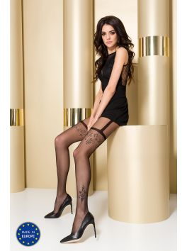 TI108 Collants 20 DEN - Noir