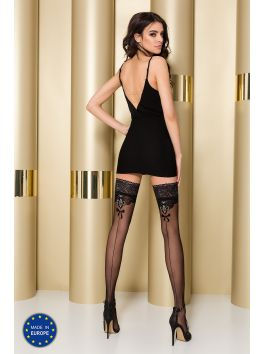 ST103 Stockings 20 DEN - Black