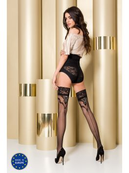 ST108 Stockings 20 DEN - Black