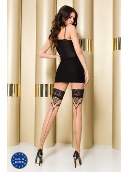 ST109 Stockings 20 DEN - Beige