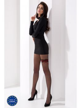 TI024 Collants 20 DEN - Noir