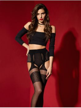 Taboo Tights 20 DEN - Black