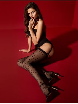 Piccante Stockings 20 DEN - Black