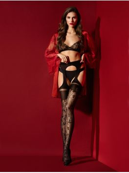 Amorosa Collants 30 DEN - Noir