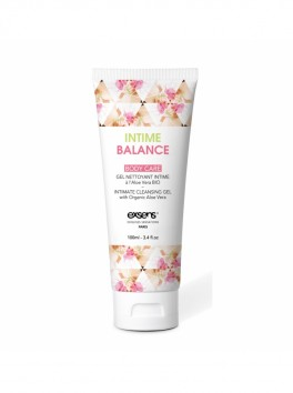 Intime balance - Gel Nettoyant 100 ml