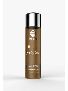 Massage Oil Fruity Love Intense Dark Chocolate from the brand SWEDE
