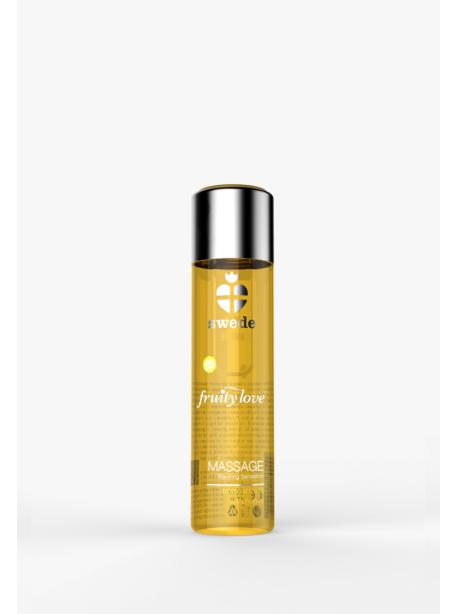 Huile de massage Fruit tropical Miel de la marque SWEDE - 60 ML