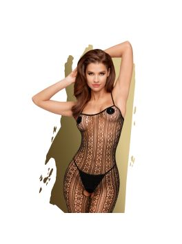 Dark wish Bodystocking - Black