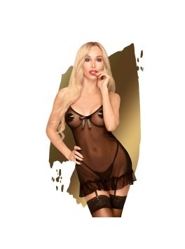Guilty icon Chemise - Black