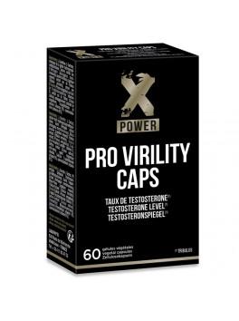 Pro Virility Caps - 60 capsules