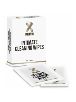 Cleaning Wipes - 6 Wipes