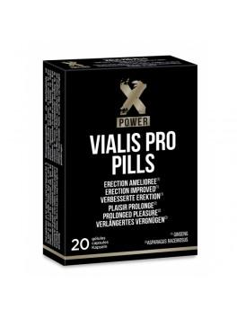 Vialis Pro pills - 20 pills