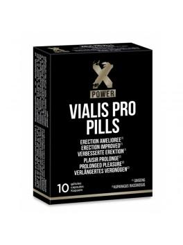 Vialis Pro pills - 10 pills