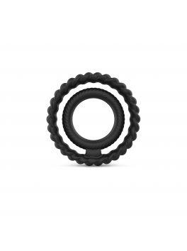 Cockring Stronger ring Dorcel - Black