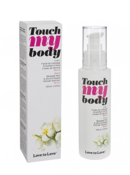 grossiste lubrifiant et gel de massage monoi 100ml