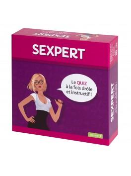 fournisseur Jeu de société érotique pour couple Sexpert