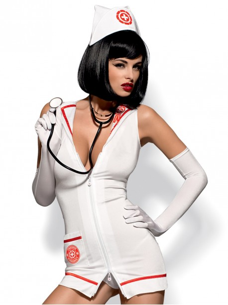 Emergency Costume - White