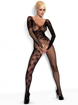 F210 bodystocking black Obsessive lingerie
