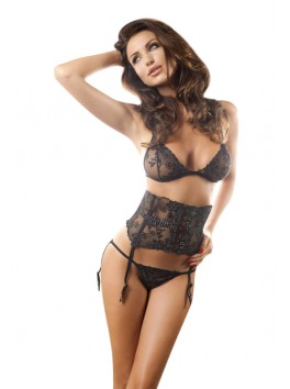 Donna Set 3 pcs - Black