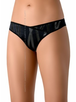 Grossiste Axami String sexy luxe avec bandes imitation latex