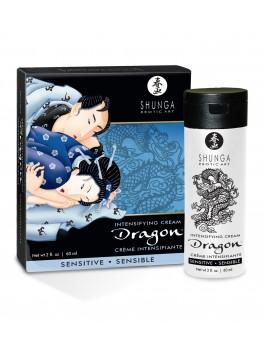 grossiste Shunga : Creme de virilité Shunga plaisir glace de feu