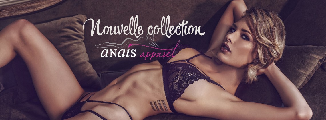 Nouvelle collection anais